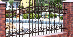 galeria panel ogrodzeniowy